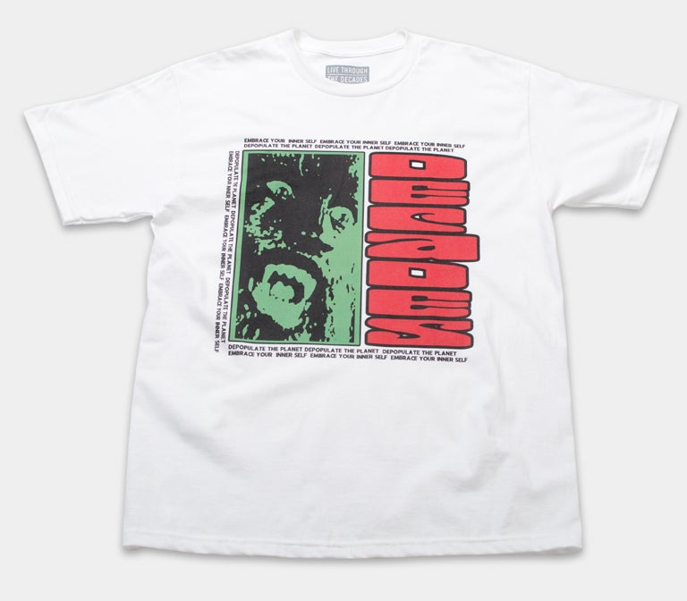 Image of Inner Beast tee white