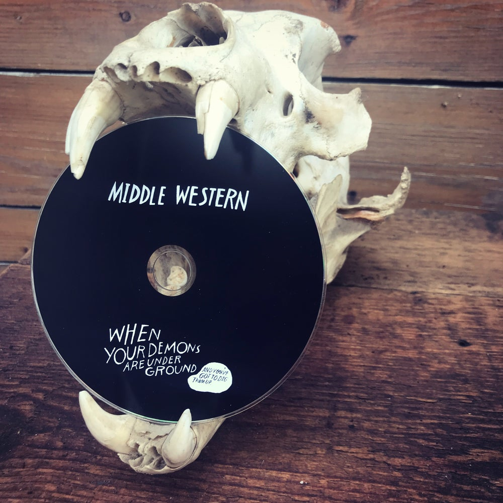 Image of Middle Western  *CD-compact disc*