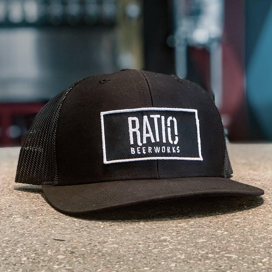 Image of Trucker Mesh Snapback Hat