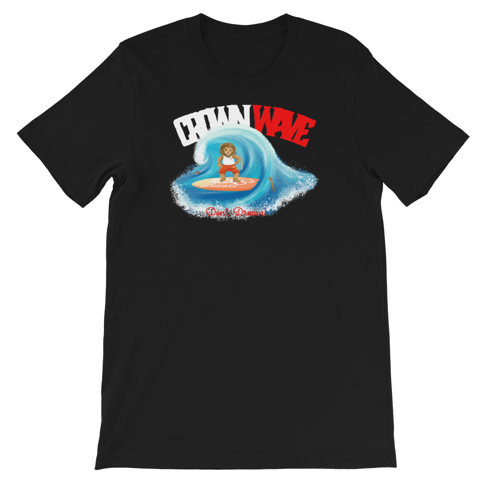 Image of Don't Drown Tee - Black