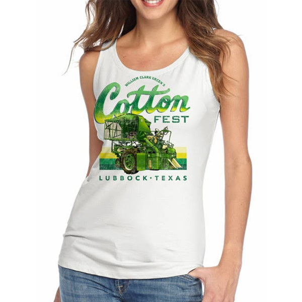 Image of Cotton Fest Tank Top