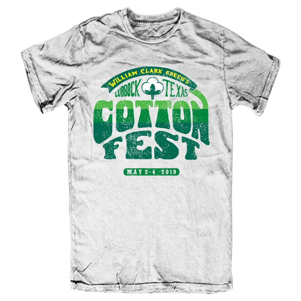 Image of Cotton Fest 2019 Tee