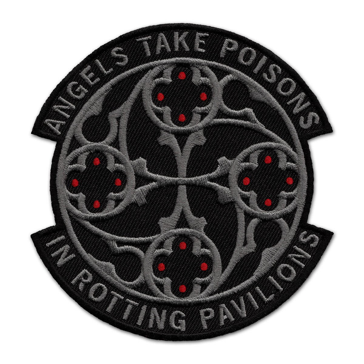 Image of Angels Take Poisons Patch