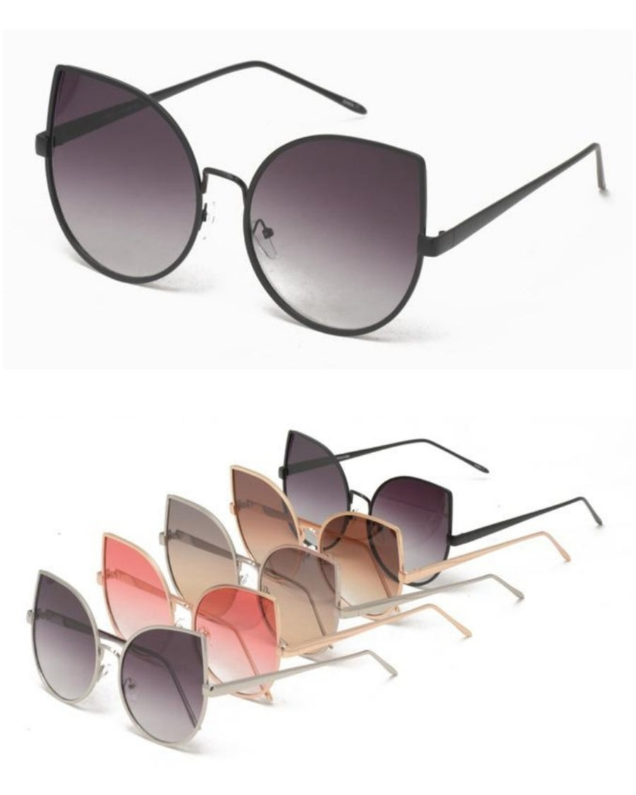 Image of Isidora Oversized Cateye Shades