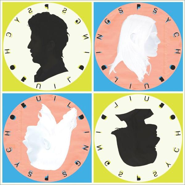 Image of Psychobuildings EP/CD