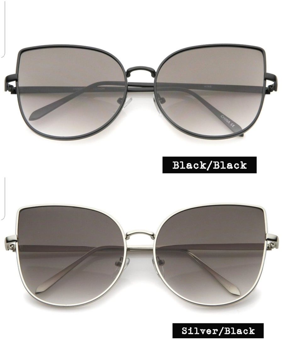 Image of Isidora Medium Cateye Shades
