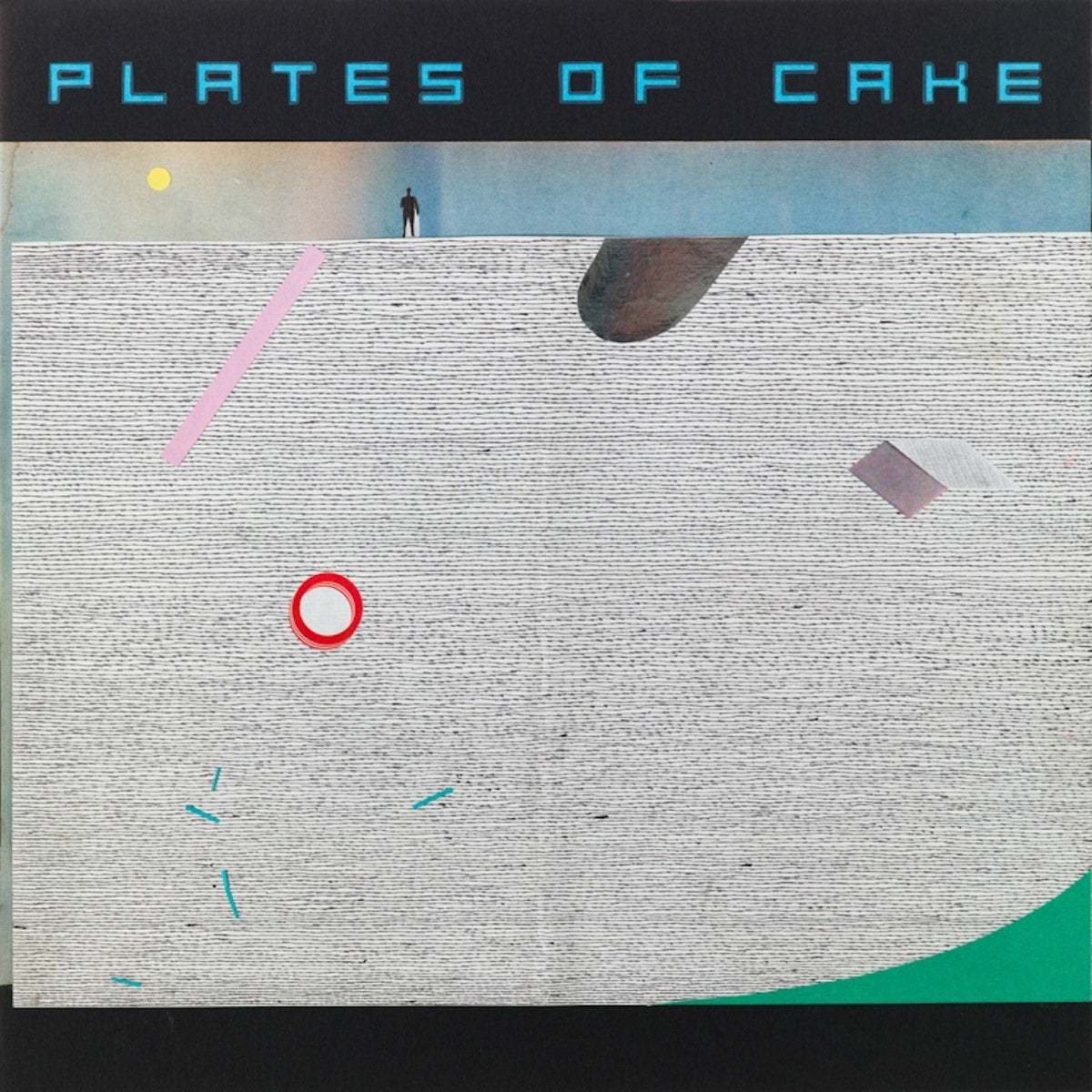 Image of Plates of Cake LP