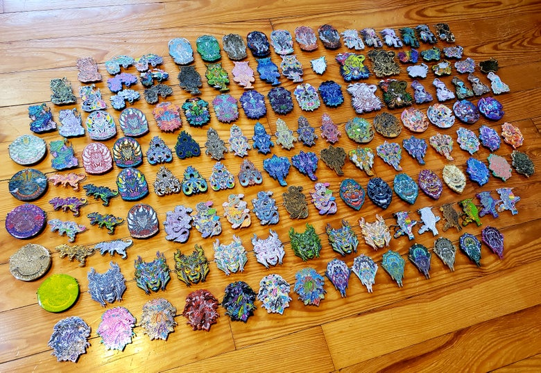Image of 🎰 Artist Proof Blind Bag Lottery Extravaganza 🎰