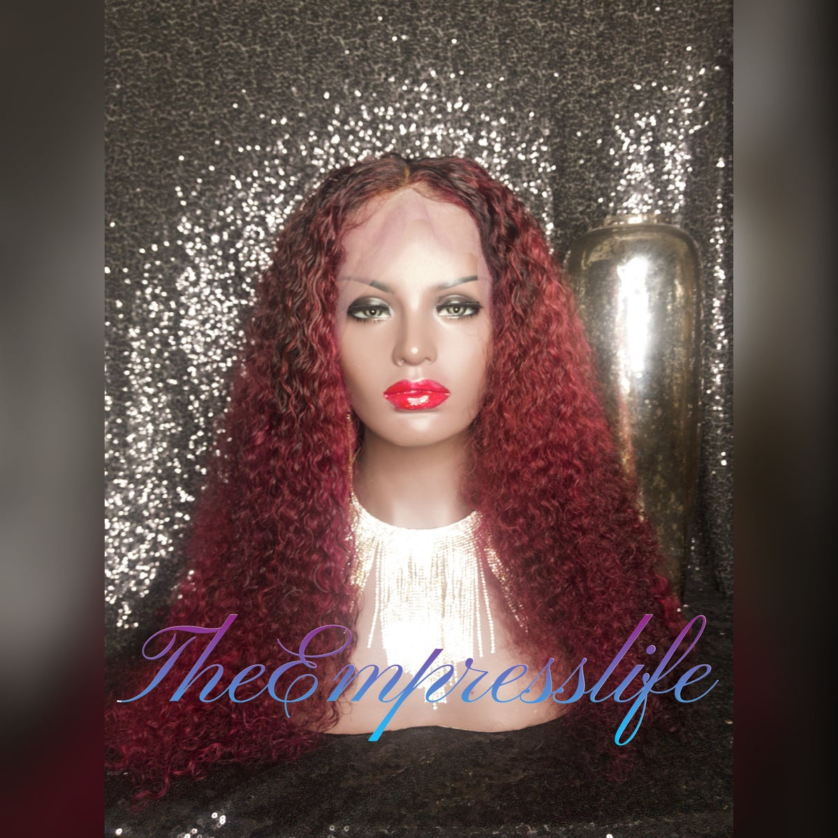 Image of Custom Wig Construction Service