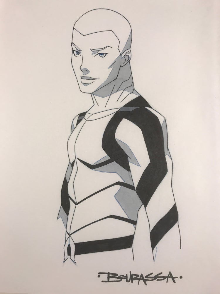 Image of Aqualad 2