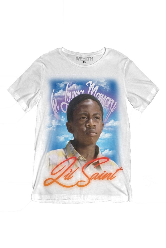 Image of Lil' Saint Tee