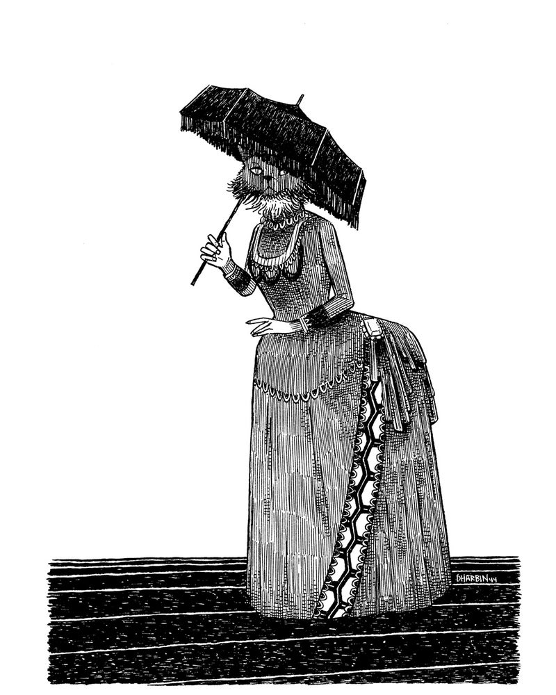 Image of RETURN OF THE SARTORIAL STRAY