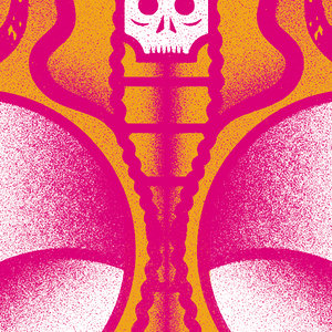 Image of Moth Sticker
