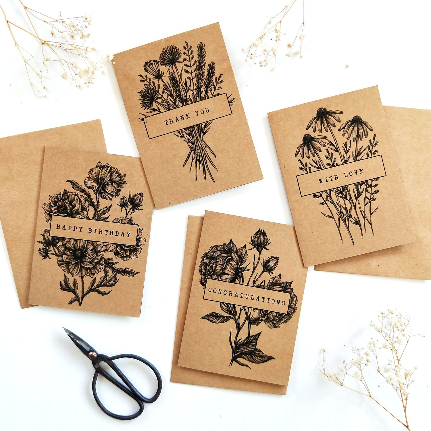 Image of GIFT CARD - Wildflower collection