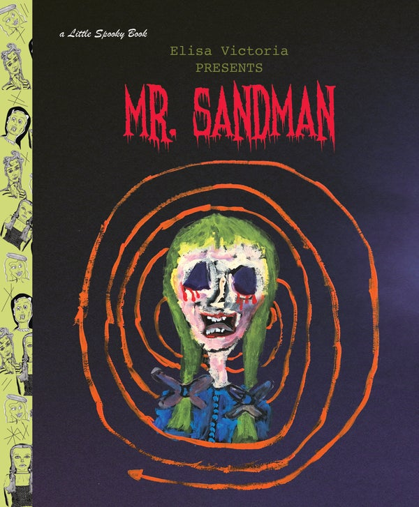 Image of Mr. Sandman