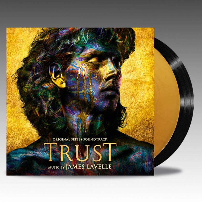 Image of Trust (Original Series Soundtrack) - 'Oil & Gold' Vinyl - James Lavelle