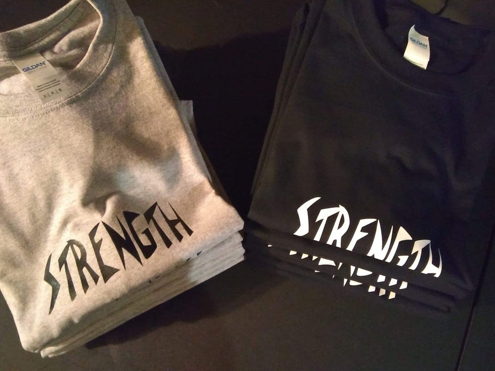 Image of S.T. Font Tees