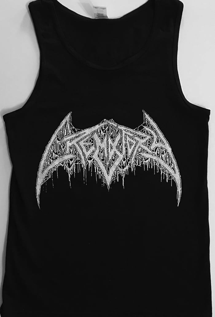 Image of Crematory Logo Tank Top T shirt
