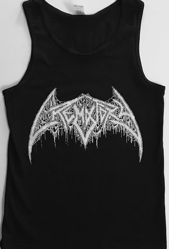 Image of Crematory Logo Tank Top T shirt