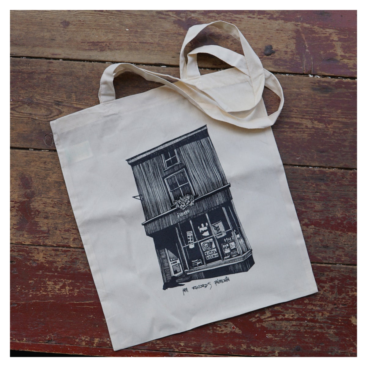 Image of Jam Tote Bag