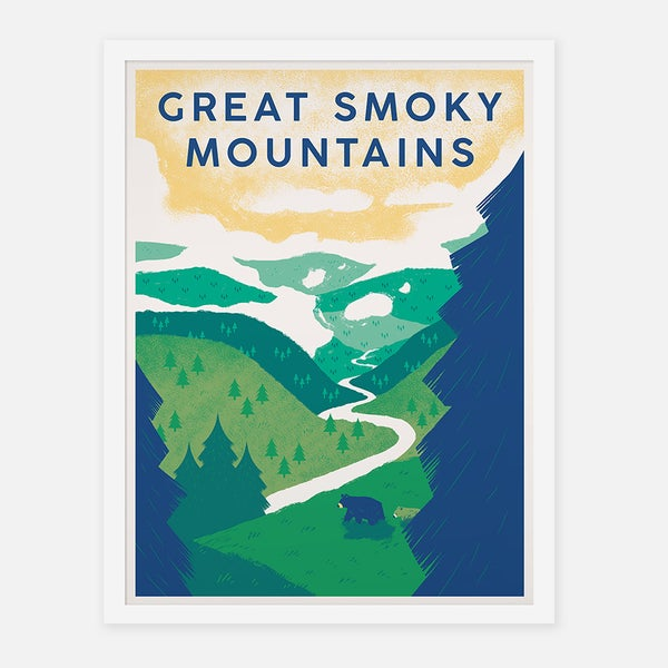 Great Smoky Mountains - Sorry.
