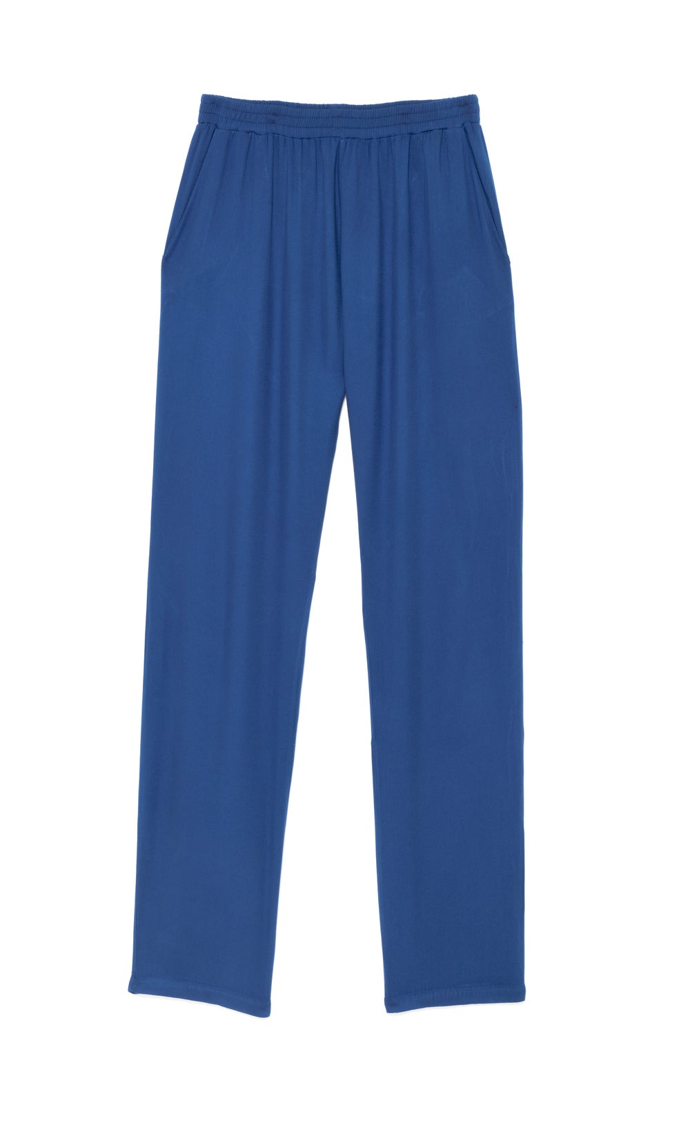 Image of Pantalon twill viscose PENELOPE coloris primaires 99€ -50%