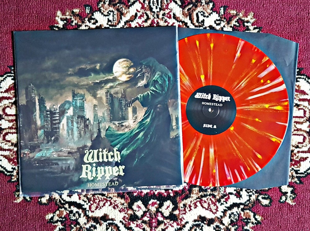 Witch Ripper - Homestead Repress Fireball/Eye of Mordor Edition