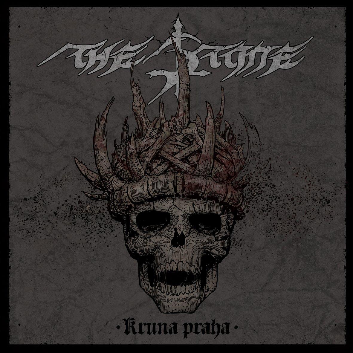 "Image of THE STONE ""Kruna praha"" 7inch Vinyl EP"