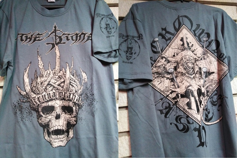 "Image of THE STONE ""Kruna praha"" Limited T-shirt"