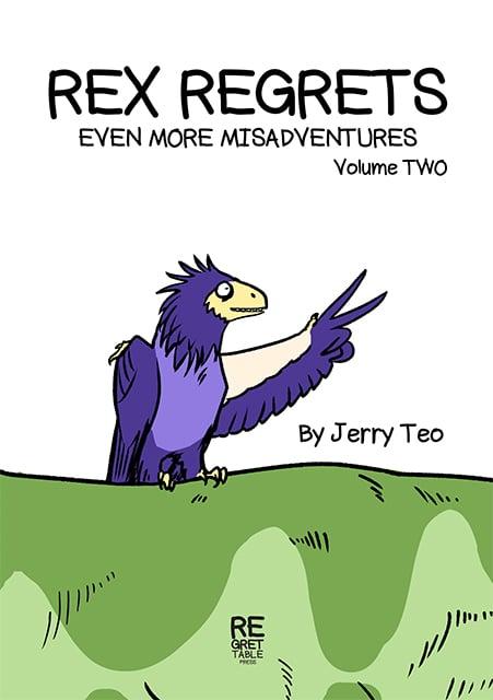 Image of Rex Regrets Vol. 2