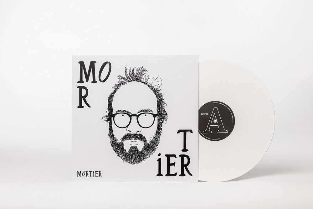 Image of Mortier / Mortier (LP/white vinyl)