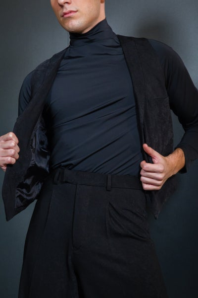 Image of Mens Funnel Neck Top (E1298/E8133)
