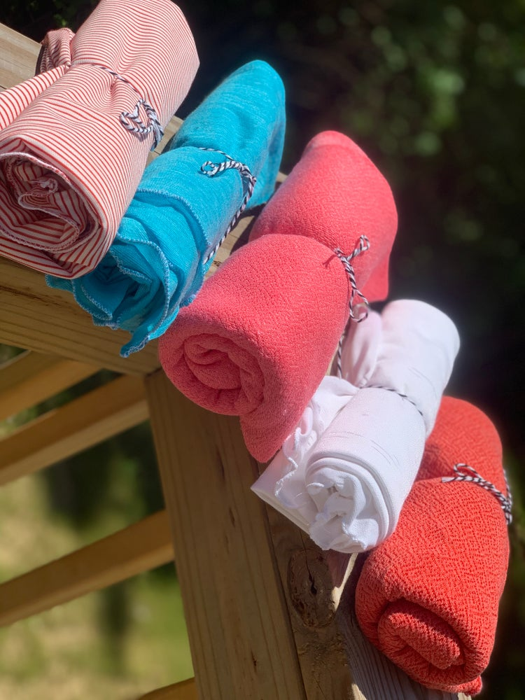Image of Vibrant Head Wrap Collection