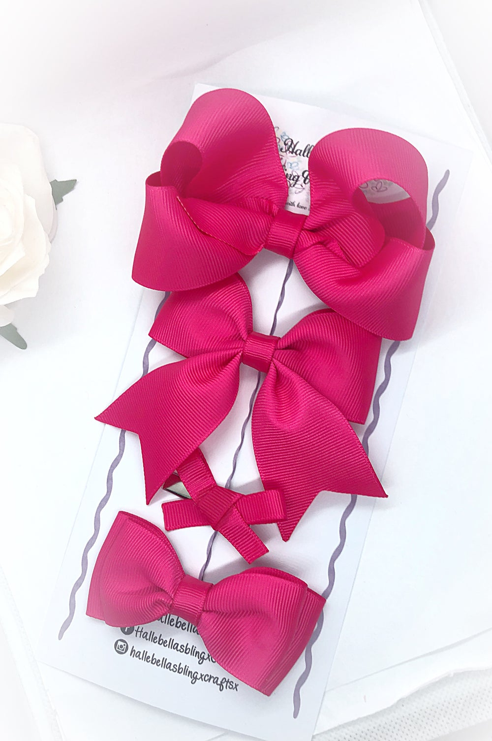 Image of Ribbon set