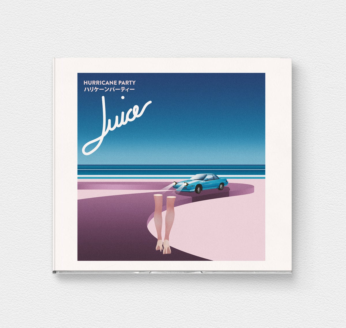 Image of HURRICANE PARTY - JUICE [CD Digipak - LTD to 150]