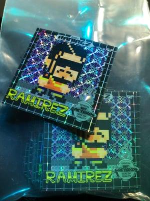 Image of Ramirez Retro Gaming ( Exclusive)  Sticker Pack
