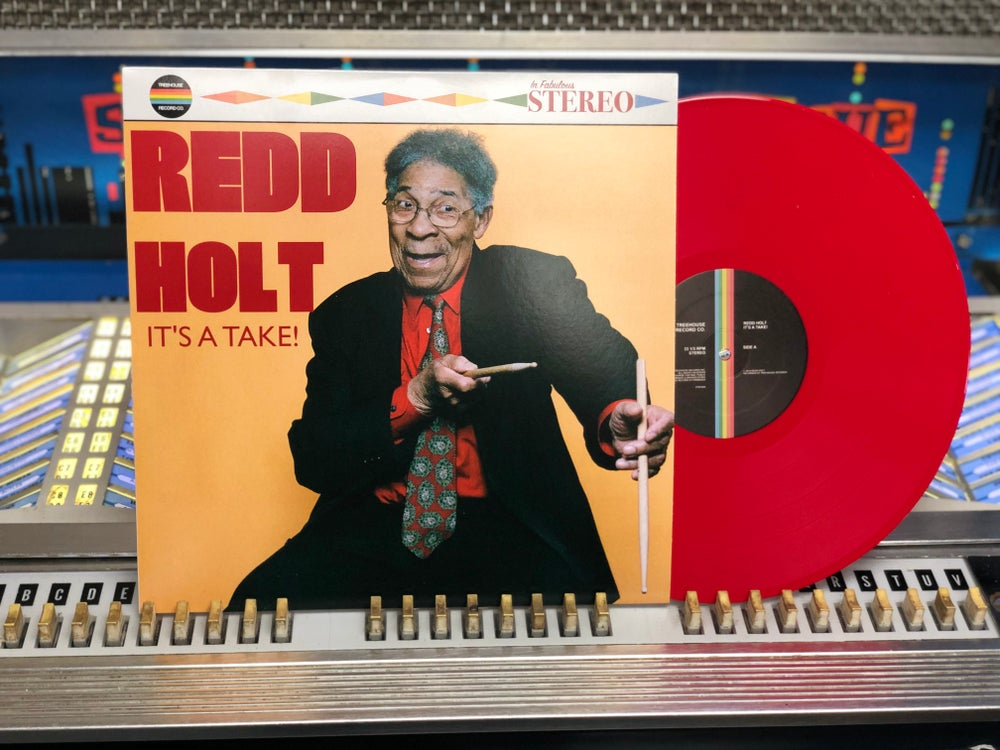 Image of REDD HOLT - IT'S A TAKE!