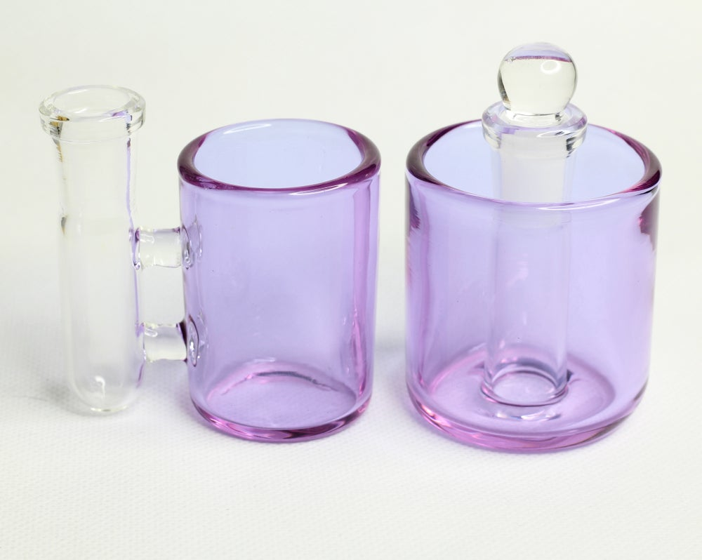 Image of Purple Qtip & Iso Holder
