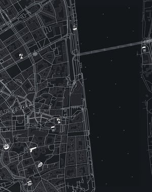 Image of Mainz underground Karte