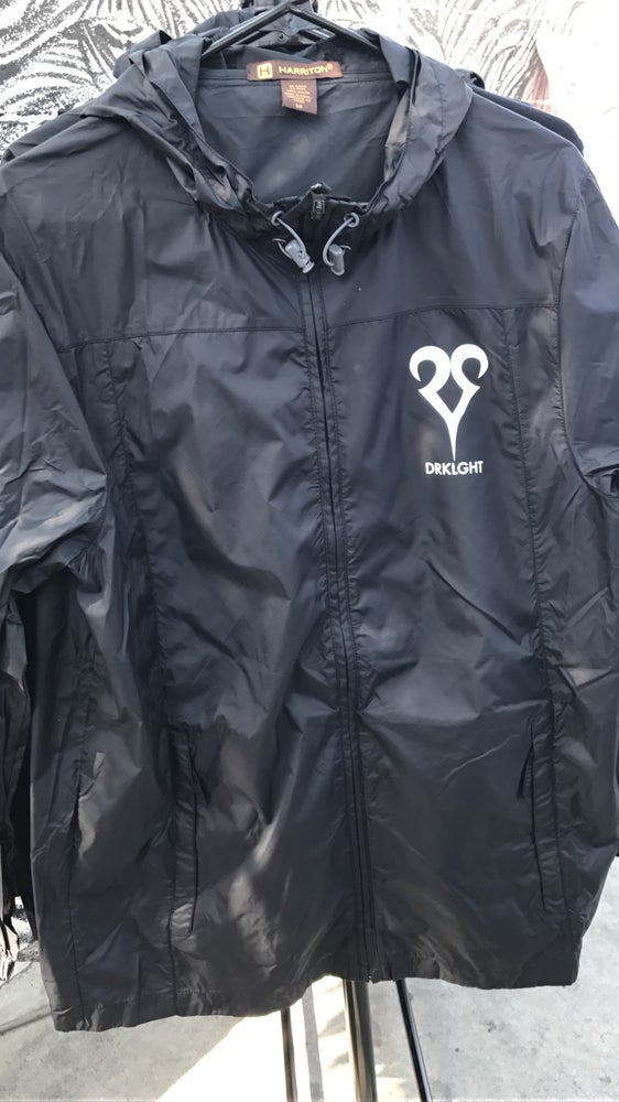 Image of Disney Goth Windbreaker
