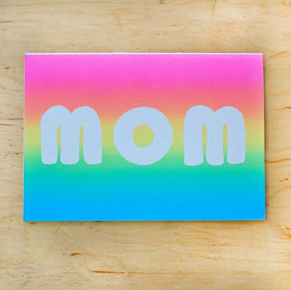 Image of Mom Gradient