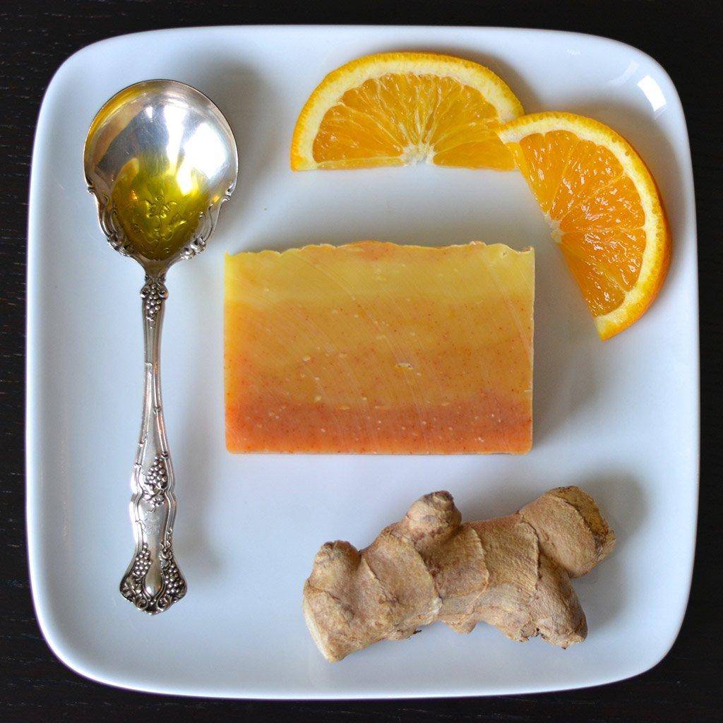 Image of Juicy Orange & Ginger