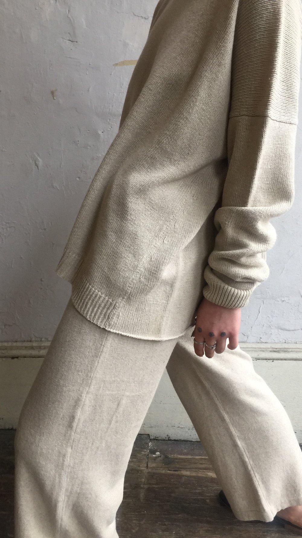 Image of Lauren Manoogian Peg Pants