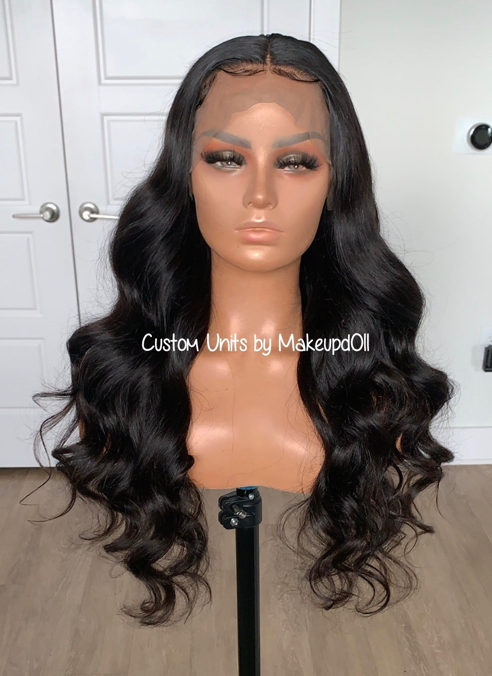 "Image of Brazilian Body Wave 24"" Frontal Wig!"