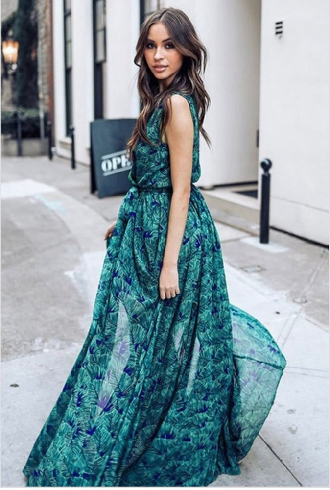 Image of Maxine Maxi Dress