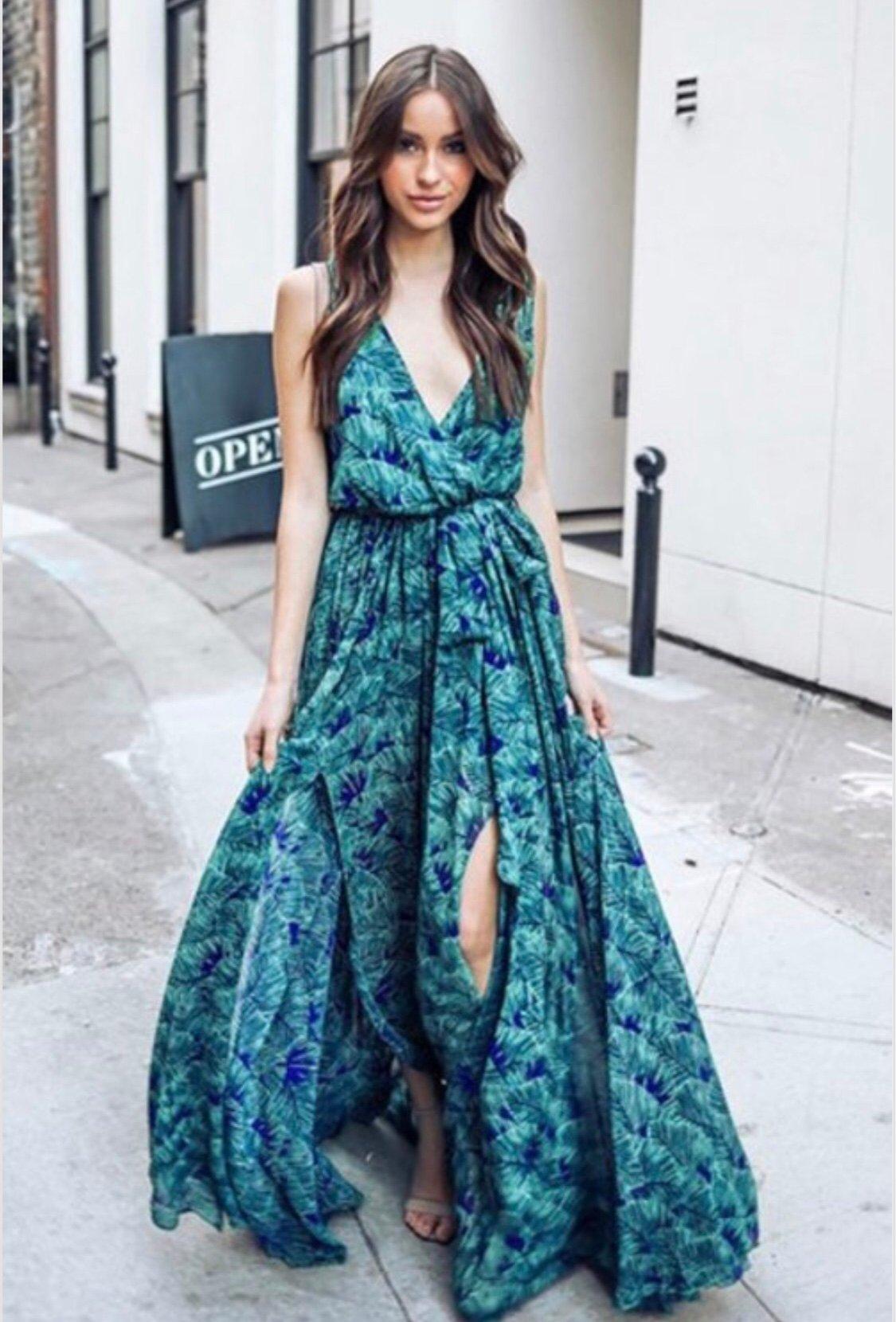 Image of Maxine Maxi Dress