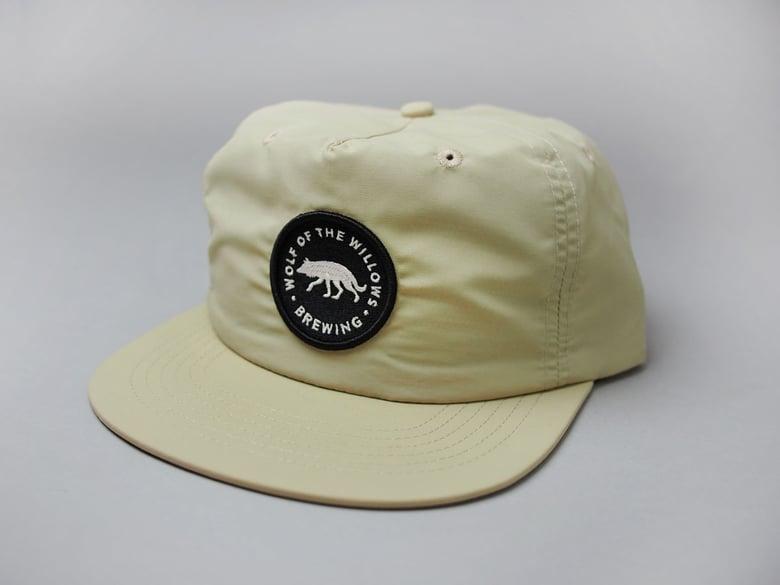 Image of Wolf Surf Cap - Beige