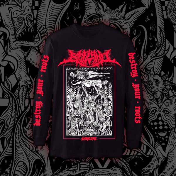 Image of Longsleeve - Destroy your roots