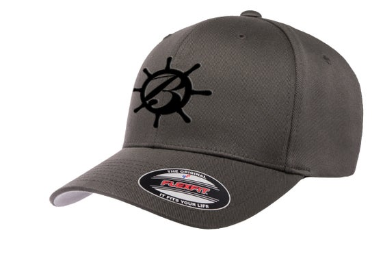 Image of Fitted BlackSails Studio Hat