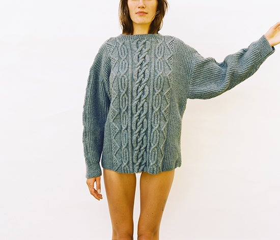 Image of Cloud Patience Jumper